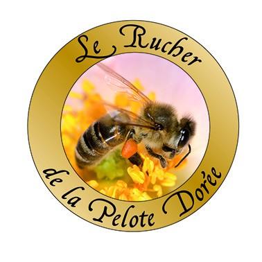 Le rucher de la pelote dorée