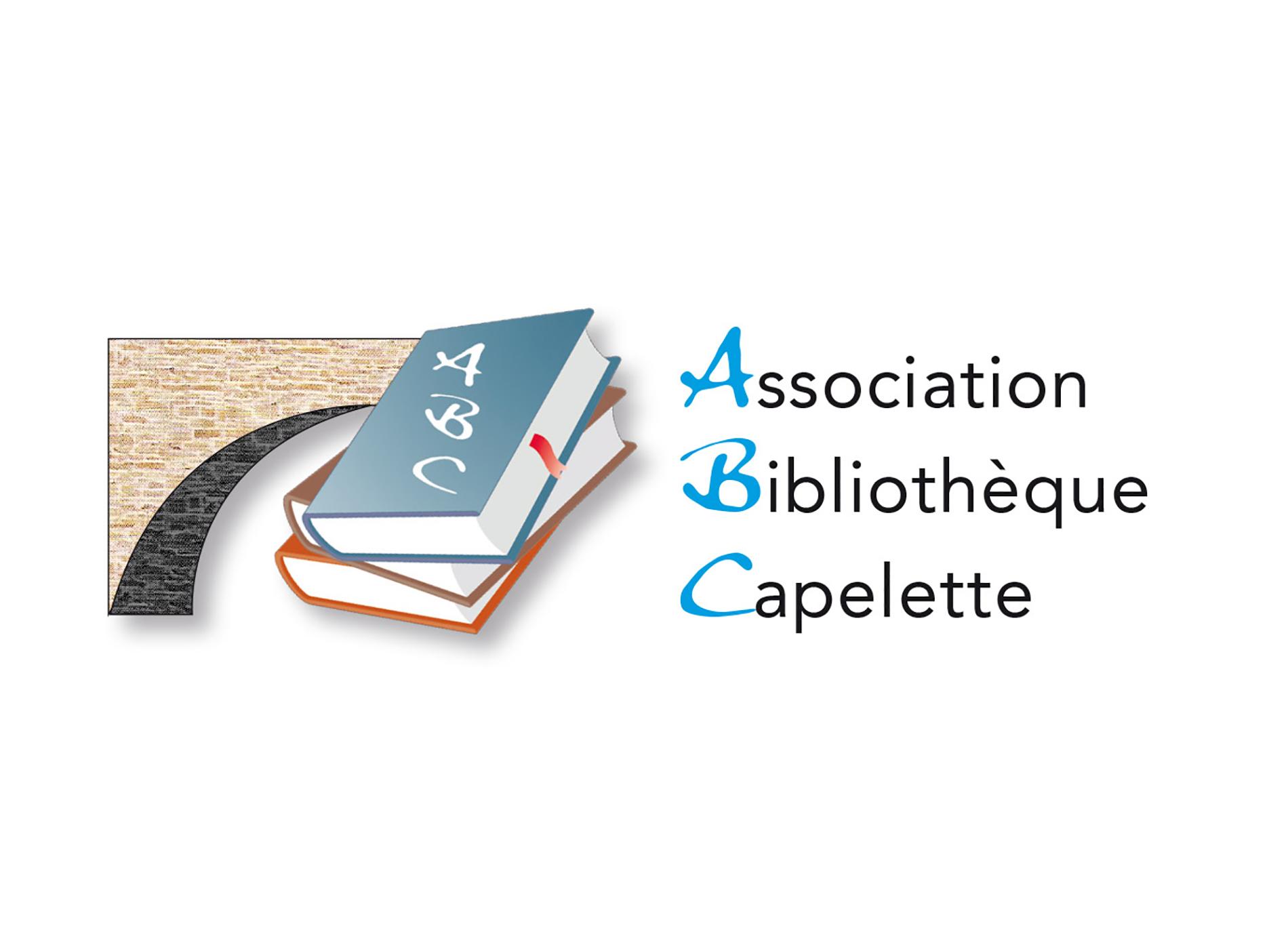 Logo Asso Bibliothèque Capelette